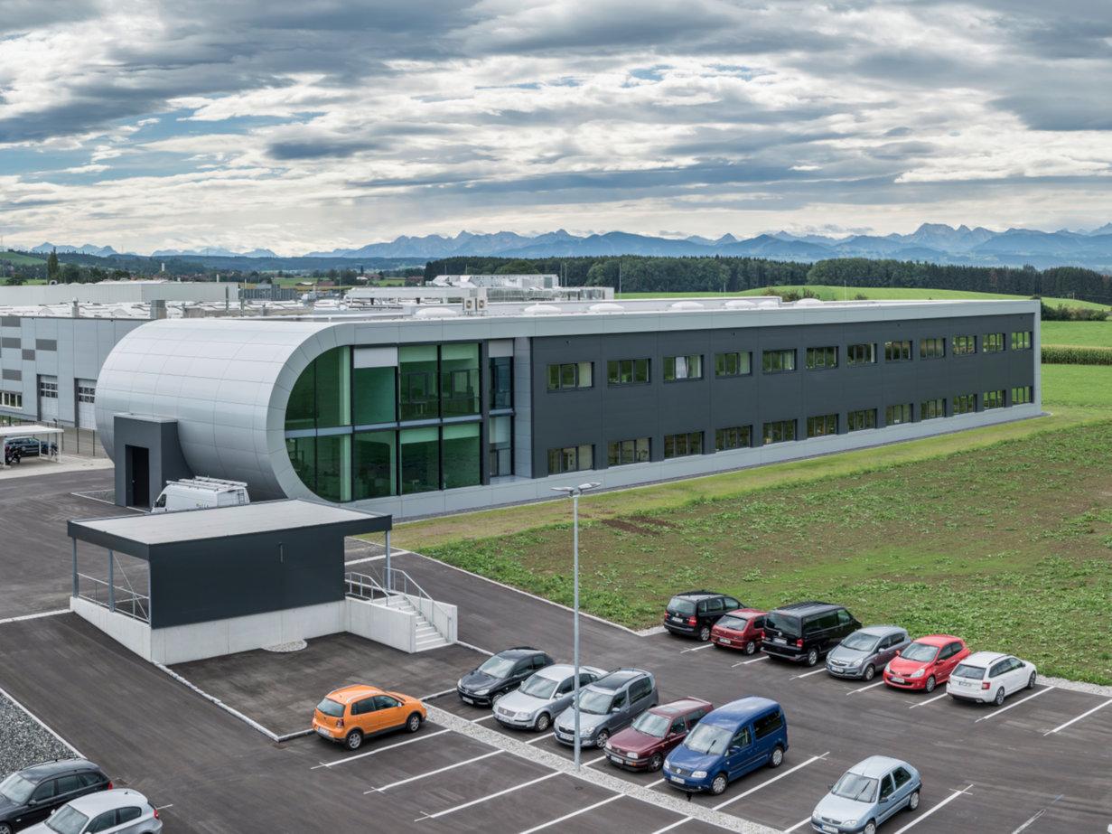 Maha AIP - Neubau eines Produktions- & Verwaltungsgebäudes ...